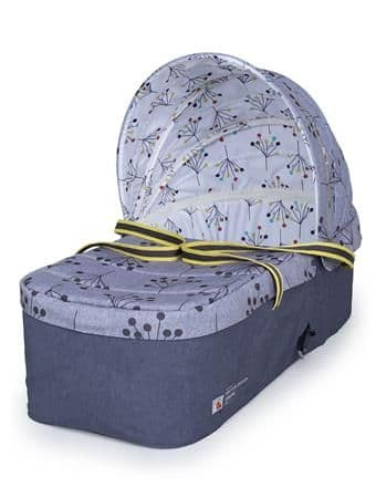 Woosh XL Carrycot Hedgerow