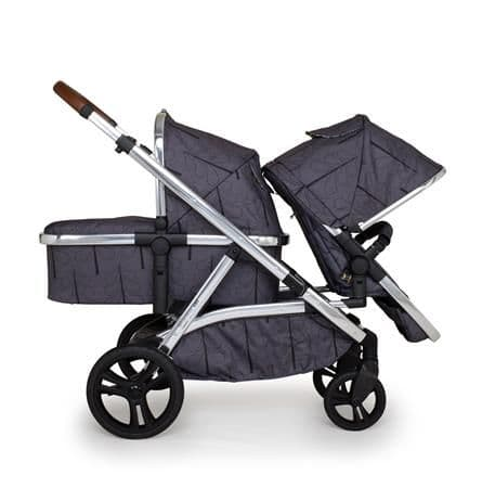 WOW XL Fika Forest Travel System for Siblings