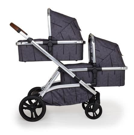 WOW XL Fika Forest Travel System for Twins