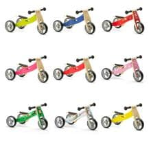 Spare Parts for Current Mini 2 in 1 Bike Trikes