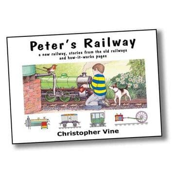 Peter's Railway (Book 1)  <br> A New Railway