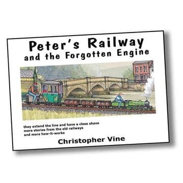 Peter's Railway (Book 3)  <br> The Forgotten Engine