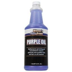 Purple Oil, Quart