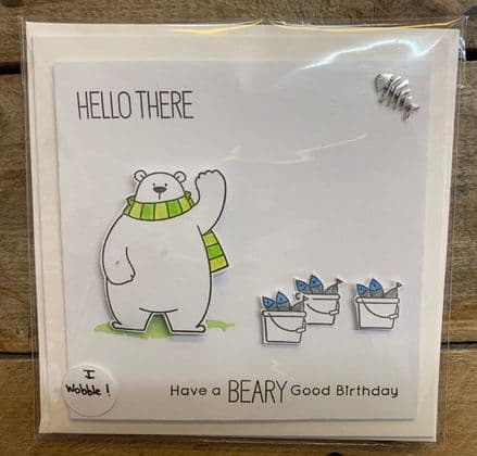 'Beary Good Birthday'