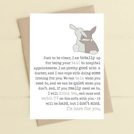 Just to be clear.... Card