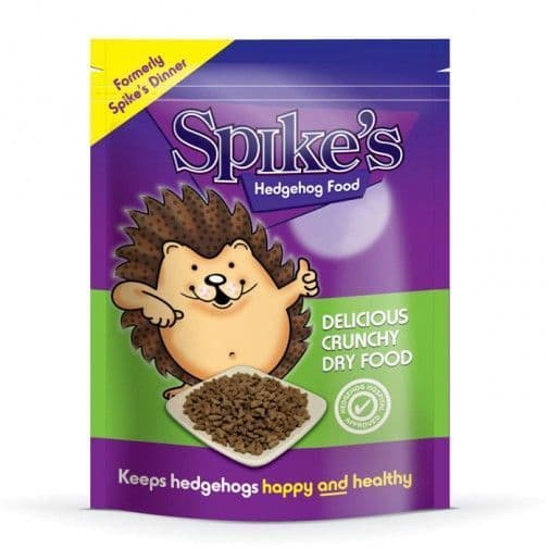 Spike's Crunchy Dry Food - The Soar Trading Co