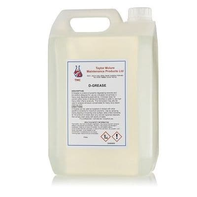 D-GREASE (Heavy Duty Solvent Degreaser)