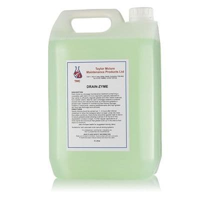 TAYLOR MCLURE Drain Zyme (Enzyme Drain Cleaner and Degreaser)