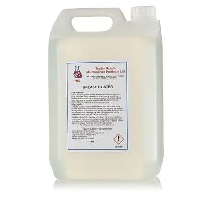 GREASE BUSTER (Grease & Fat Drain Cleaner)