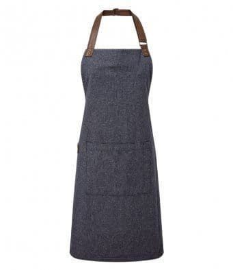 M>A>D Apron  with logo of ship
